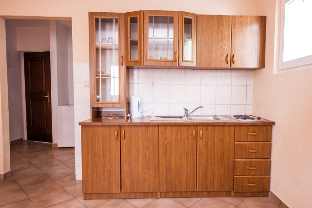 001TROG - Trogir - Appartements Croatie - A1(2+2): cuisine
