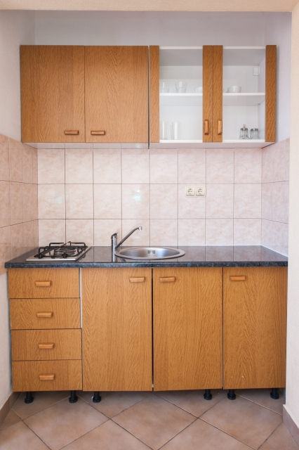 001TROG - Trogir - Appartements Croatie - A2(2+2): cuisine