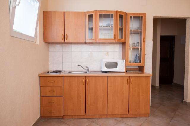 001TROG - Trogir - Appartements Croatie - A3(2+2): cuisine