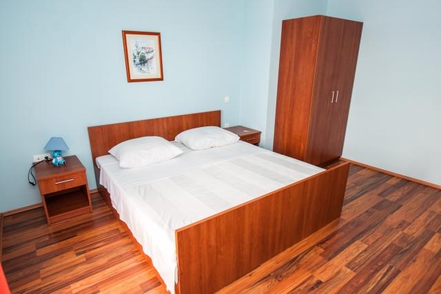 001TROG - Trogir - Appartements Croatie - A4(2+2): chambre à coucher