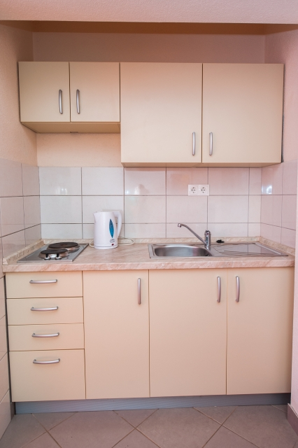 001TROG - Trogir - Appartements Croatie - A5(2+2): cuisine