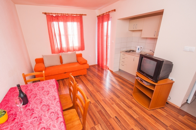 001TROG - Trogir - Appartements Croatie - A5(2+2): intérieur
