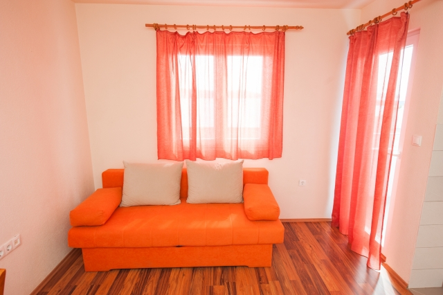 001TROG - Trogir - Appartements Croatie - A5(2+2): séjour