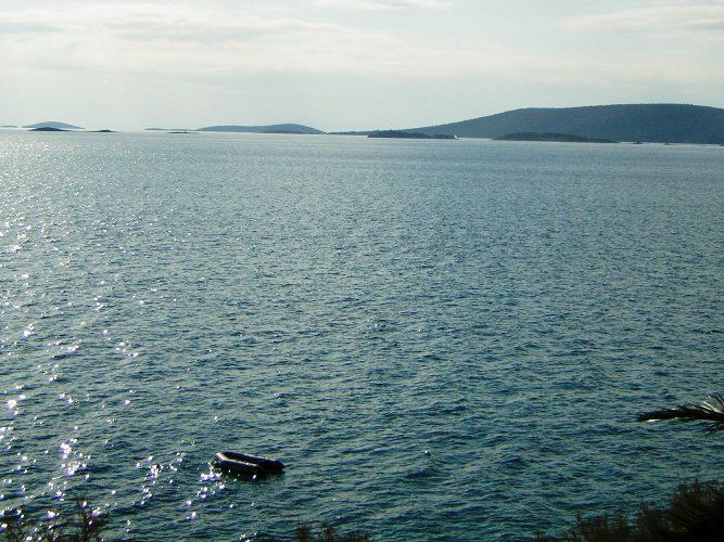 8049 - Seget Vranjica - Nyaralóházak Horvátország