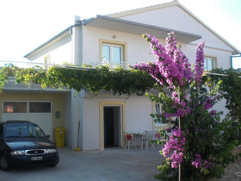 8105  - Tisno - Appartementen Kroatië