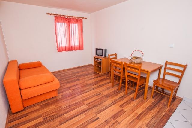001TROG - Trogir - Appartements Croatie - A6(2+2): séjour