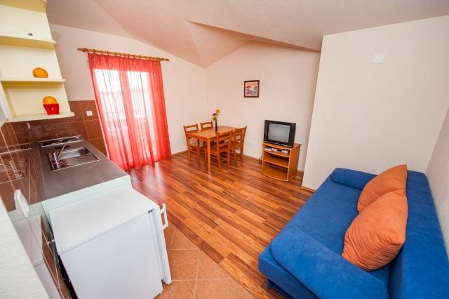 001TROG - Trogir - Appartements Croatie - A7(2+2): intérieur