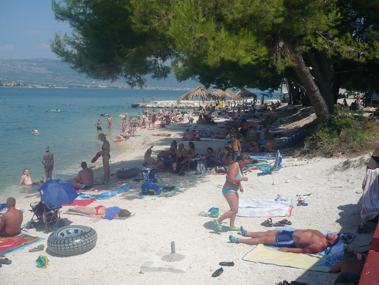 Bela2 - Mastrinka - Appartementen Kroatië - strand