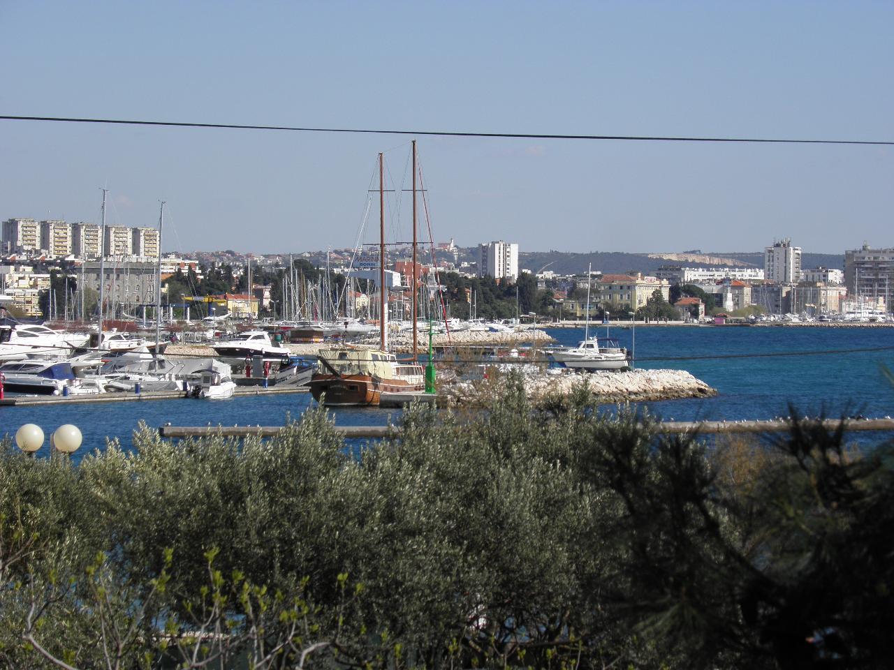 Gorda - Zadar - Appartamenti Croazia - lo sguardo (casa e dintorni)