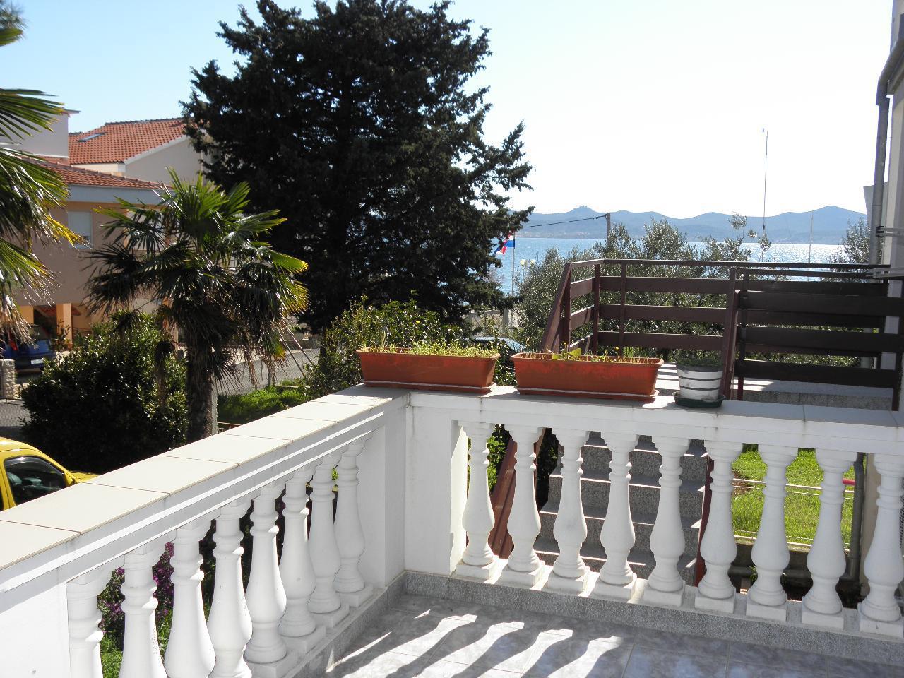Gorda - Zadar - Appartamenti Croazia - A2(2): la terrazza