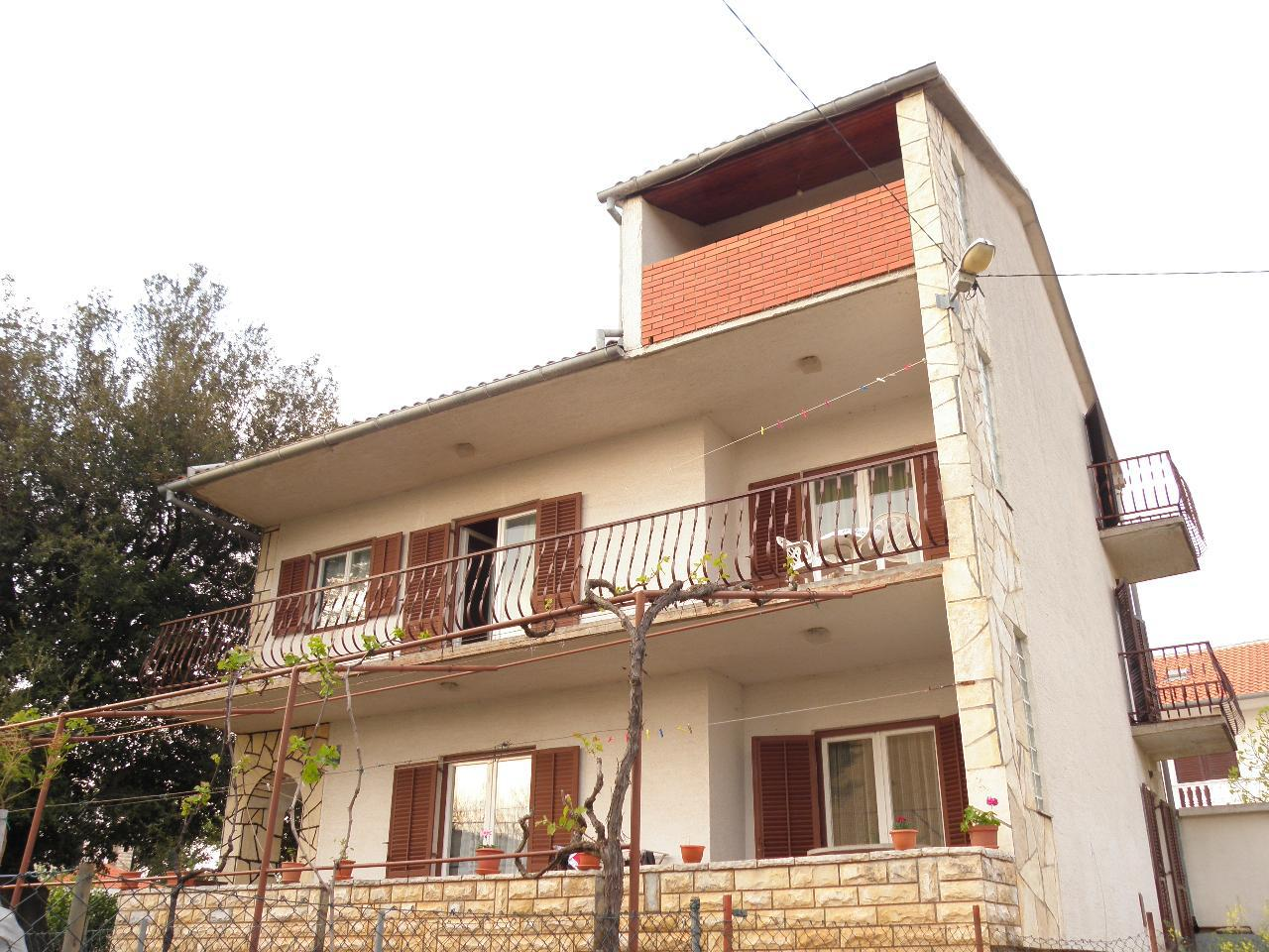2508 - Sukošan - Apartmaji Hrvaška