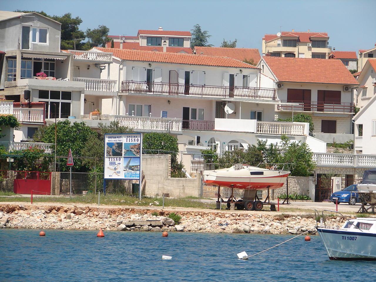 2526 - Tisno - Appartementen Kroatië
