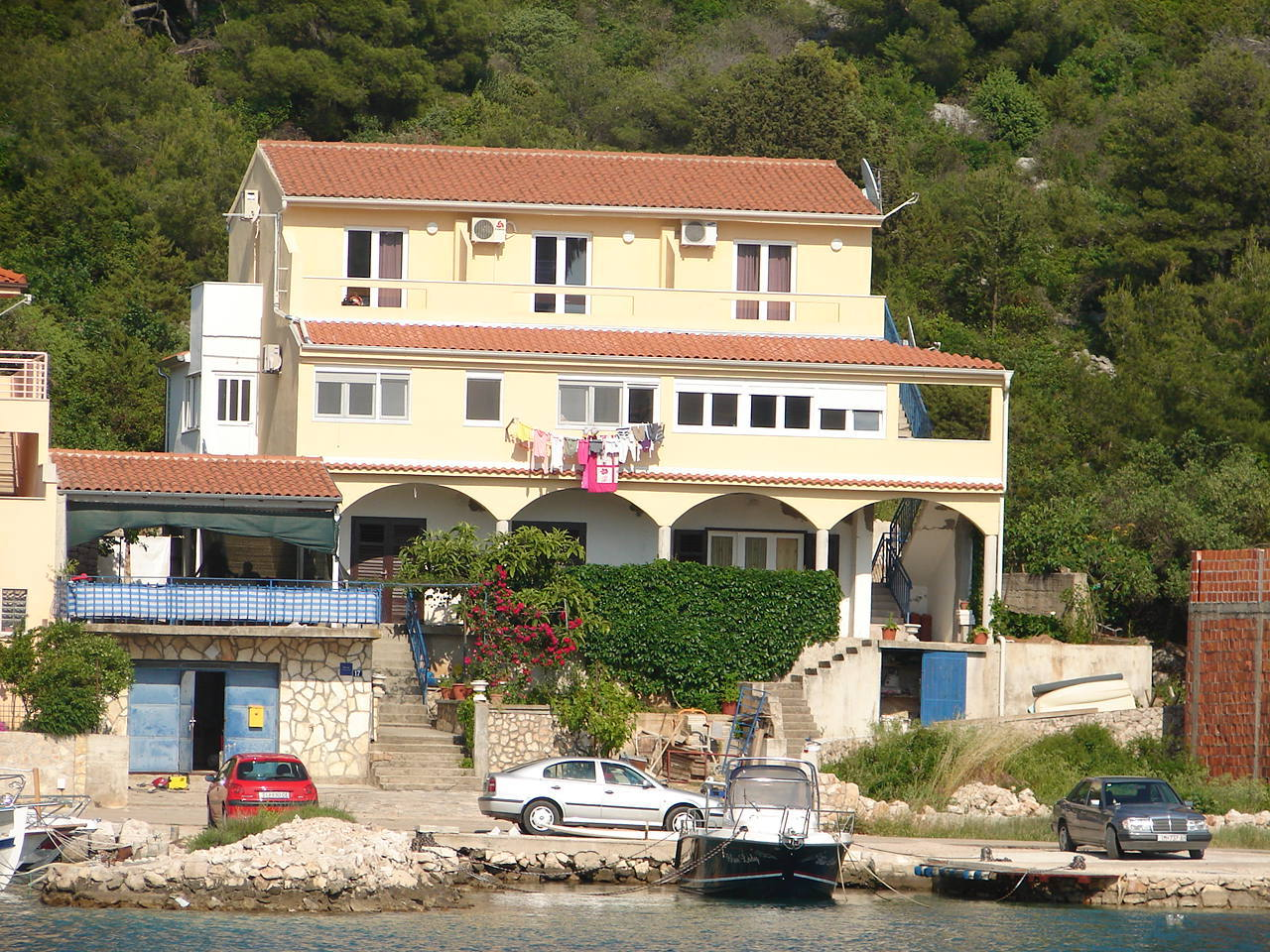 2577 - Tisno - Appartements Croatie