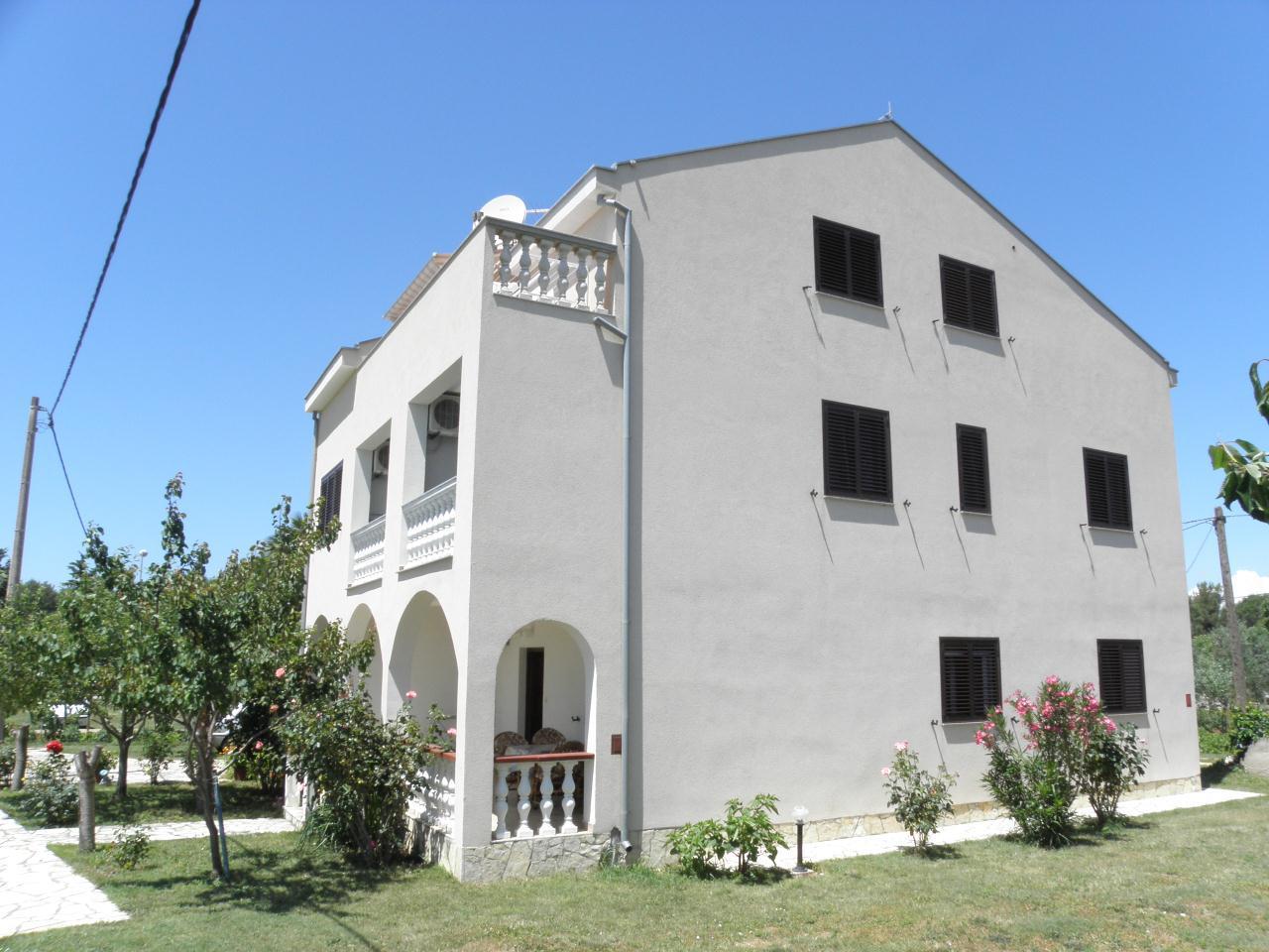 2623  - Zaton (Zadar) - Apartmaji Hrvaška