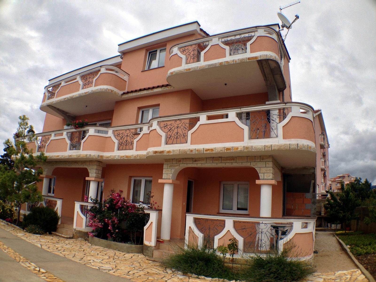 3019  - Novalja - Apartmány Chorvatsko