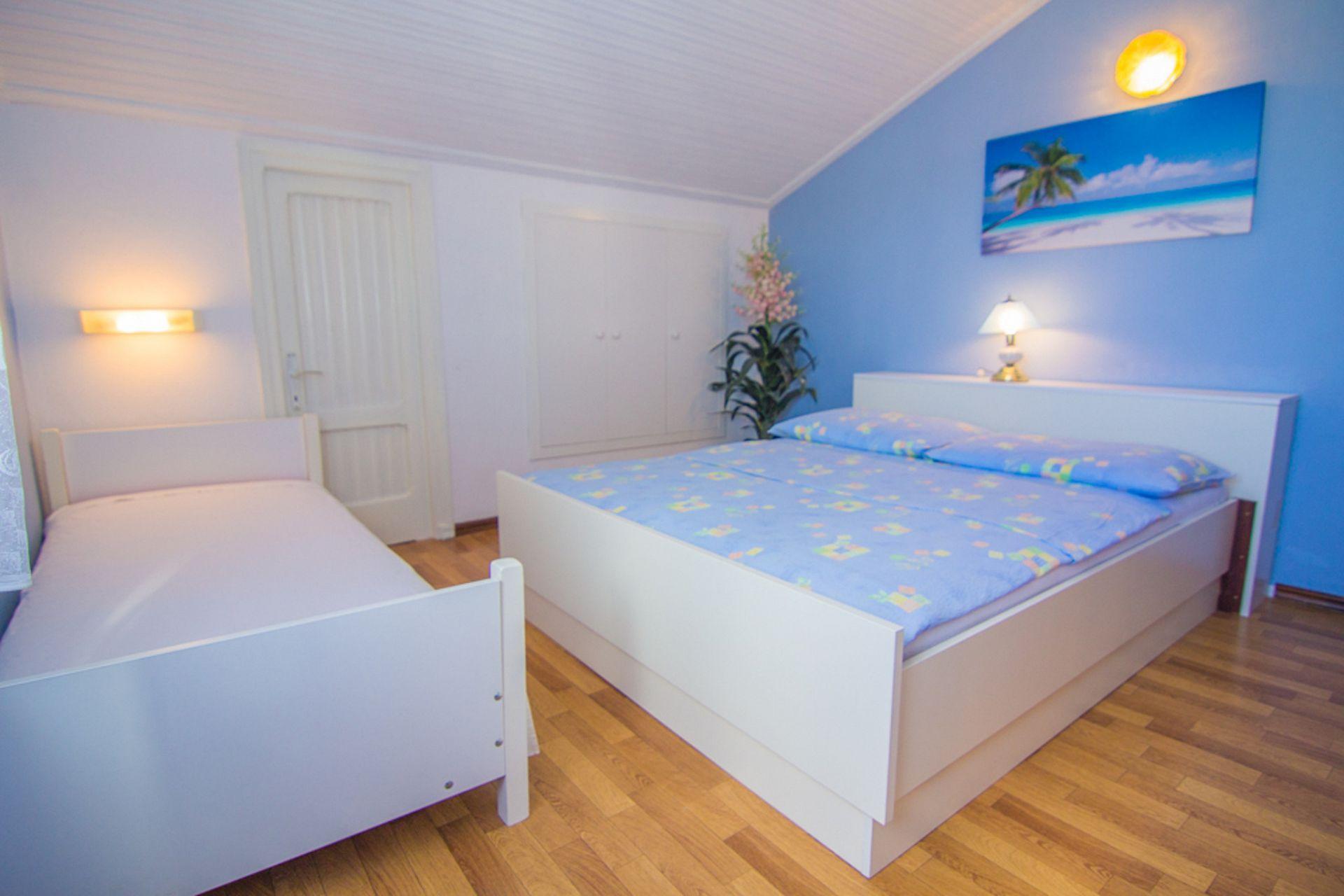 Ankica - Кампор - Апартаменты Хорватия - A2(8): спальная комната