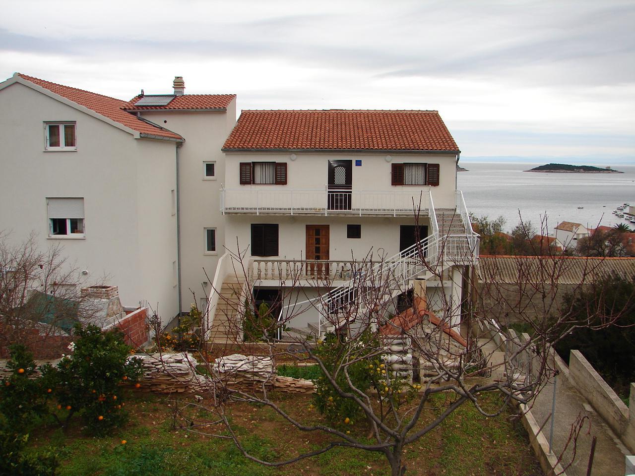 03904VIS - Vis - Apartments Croatia