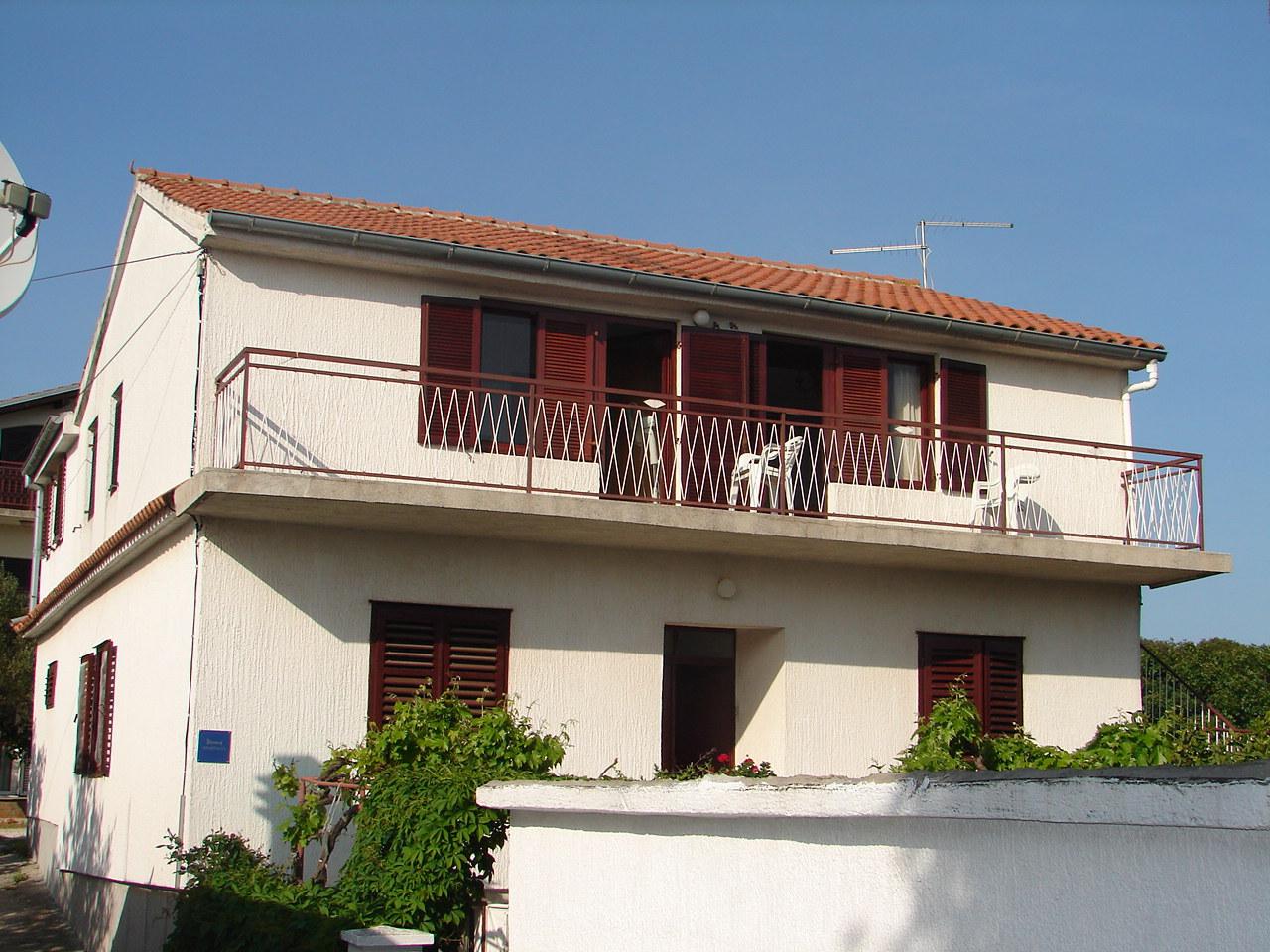2534 - Jezera - Appartementen Kroatië