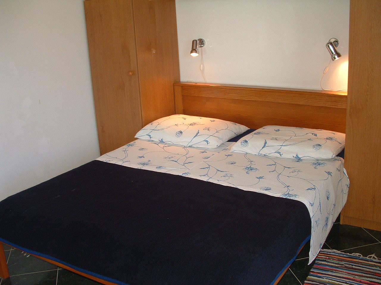Ante Č - Vinisce - Appartementen Kroatië - A5(2+2): slaapkamer