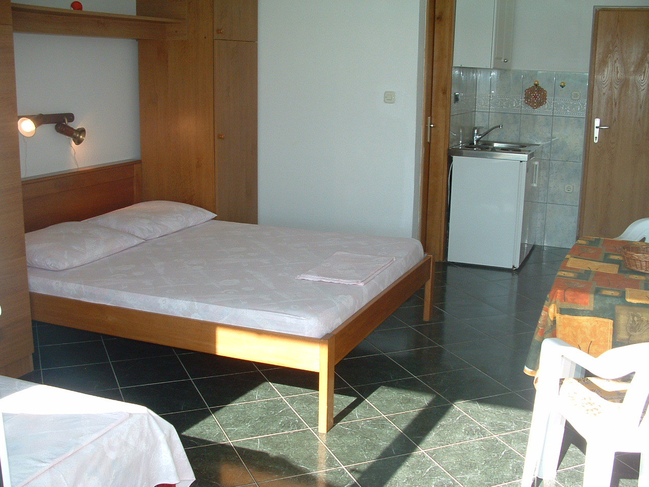 Ante Č - Vinisce - Appartementen Kroatië - A6(3): interieur