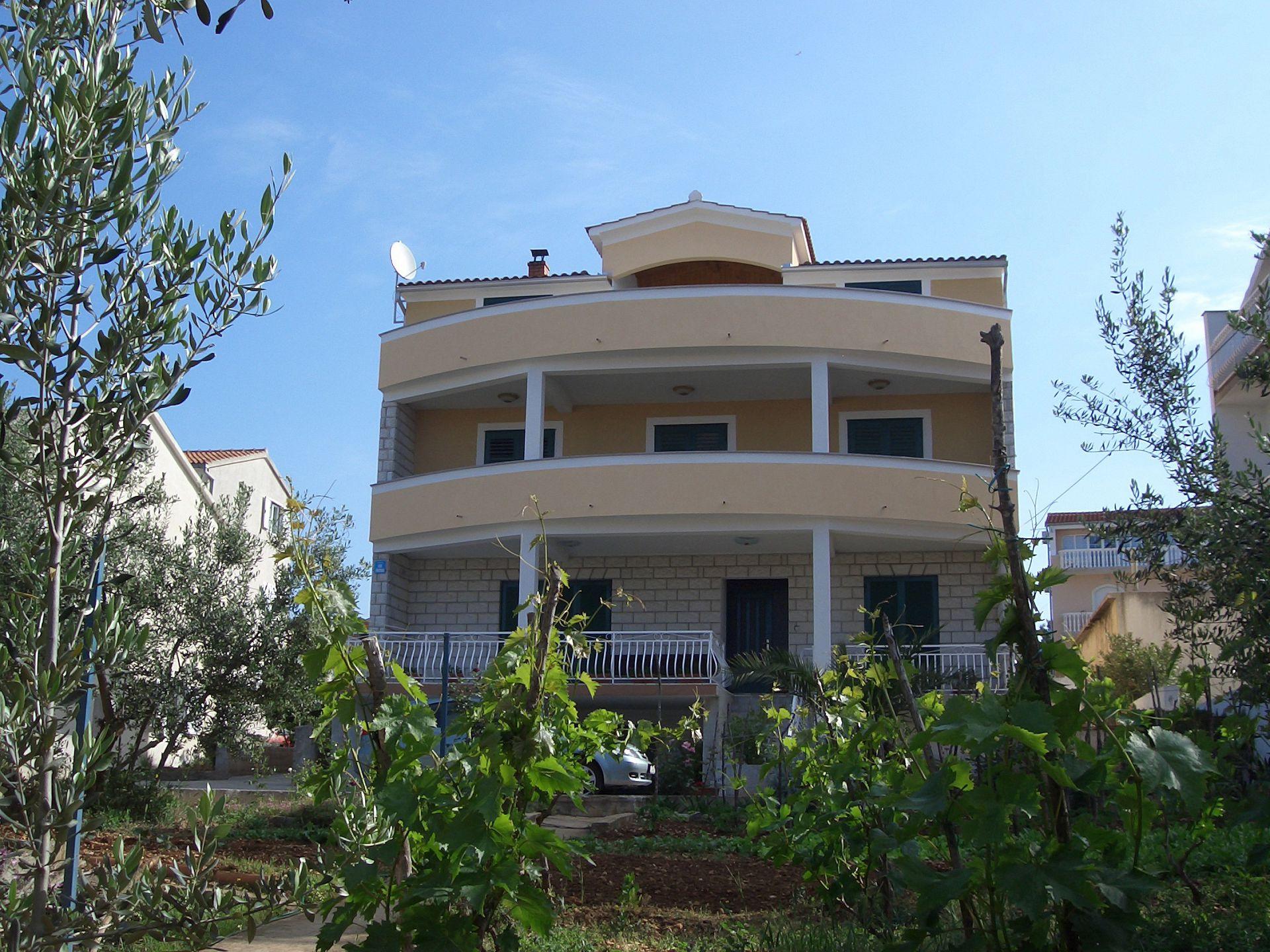 4943  - Brodarica - Apartmanok Horvátország