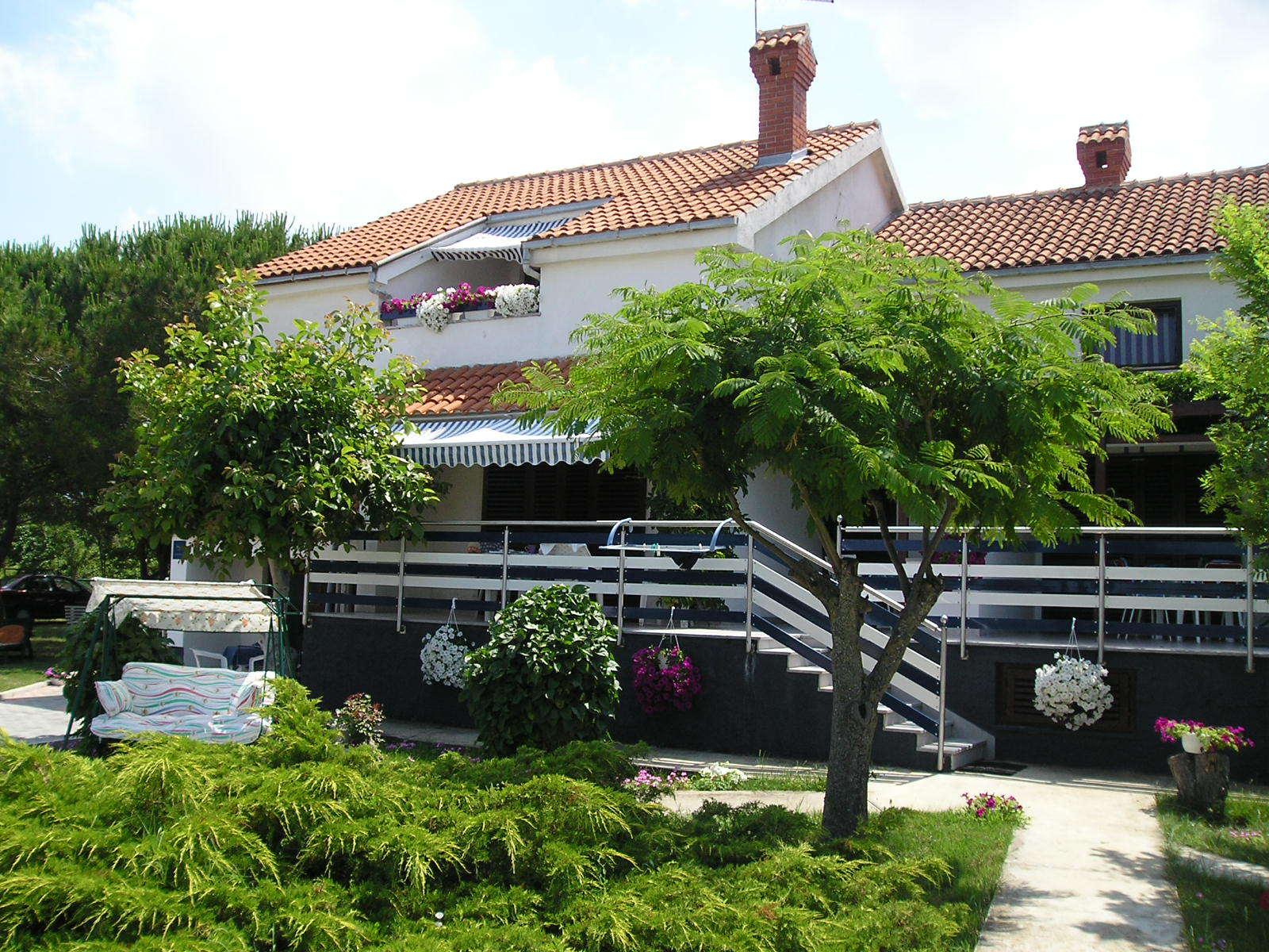 OP - Zaton (Zadar) - Appartementen Kroatië