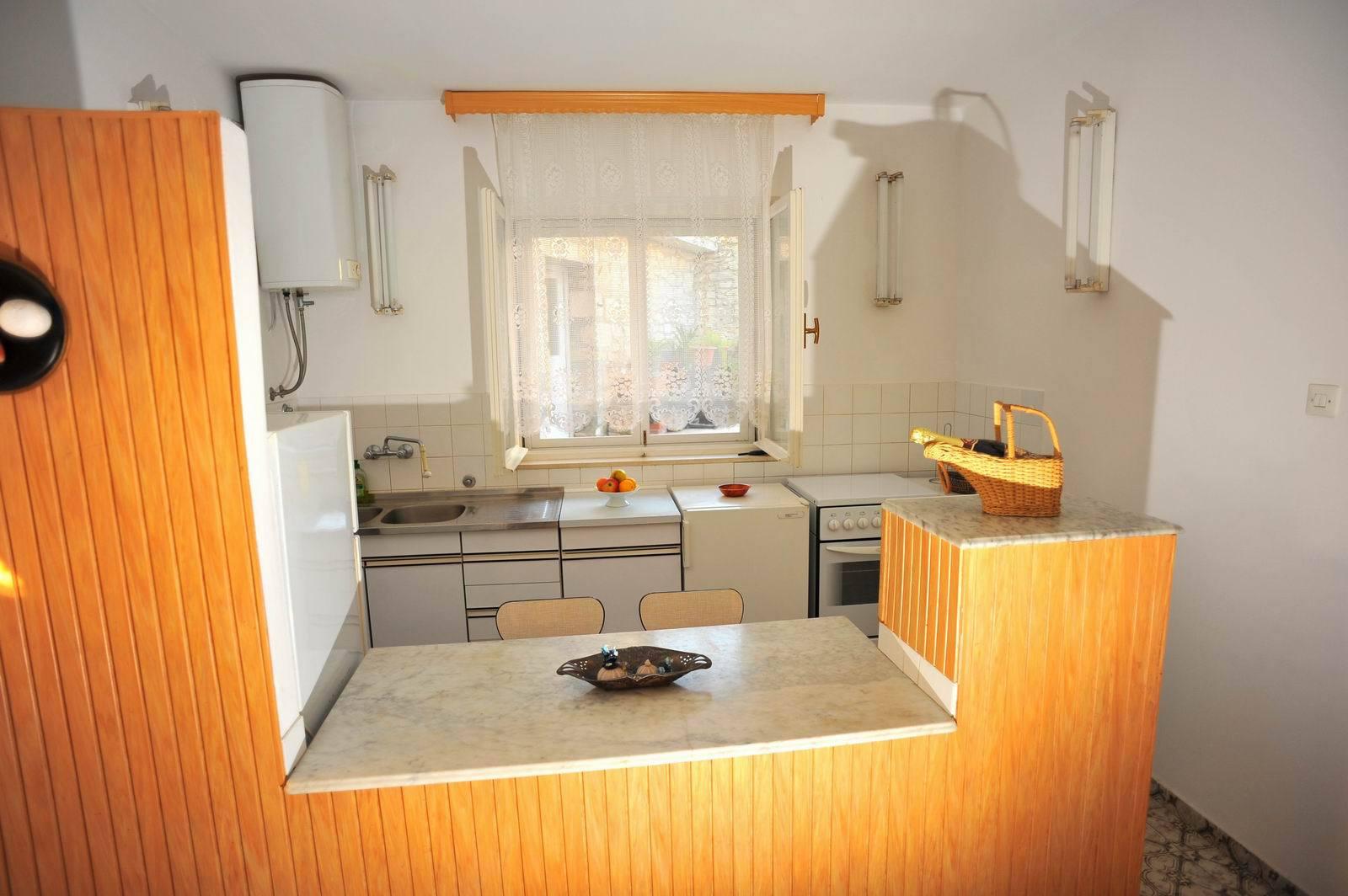 01501SUTI - Sutivan - Appartements Croatie - SA4(2+1): intérieur