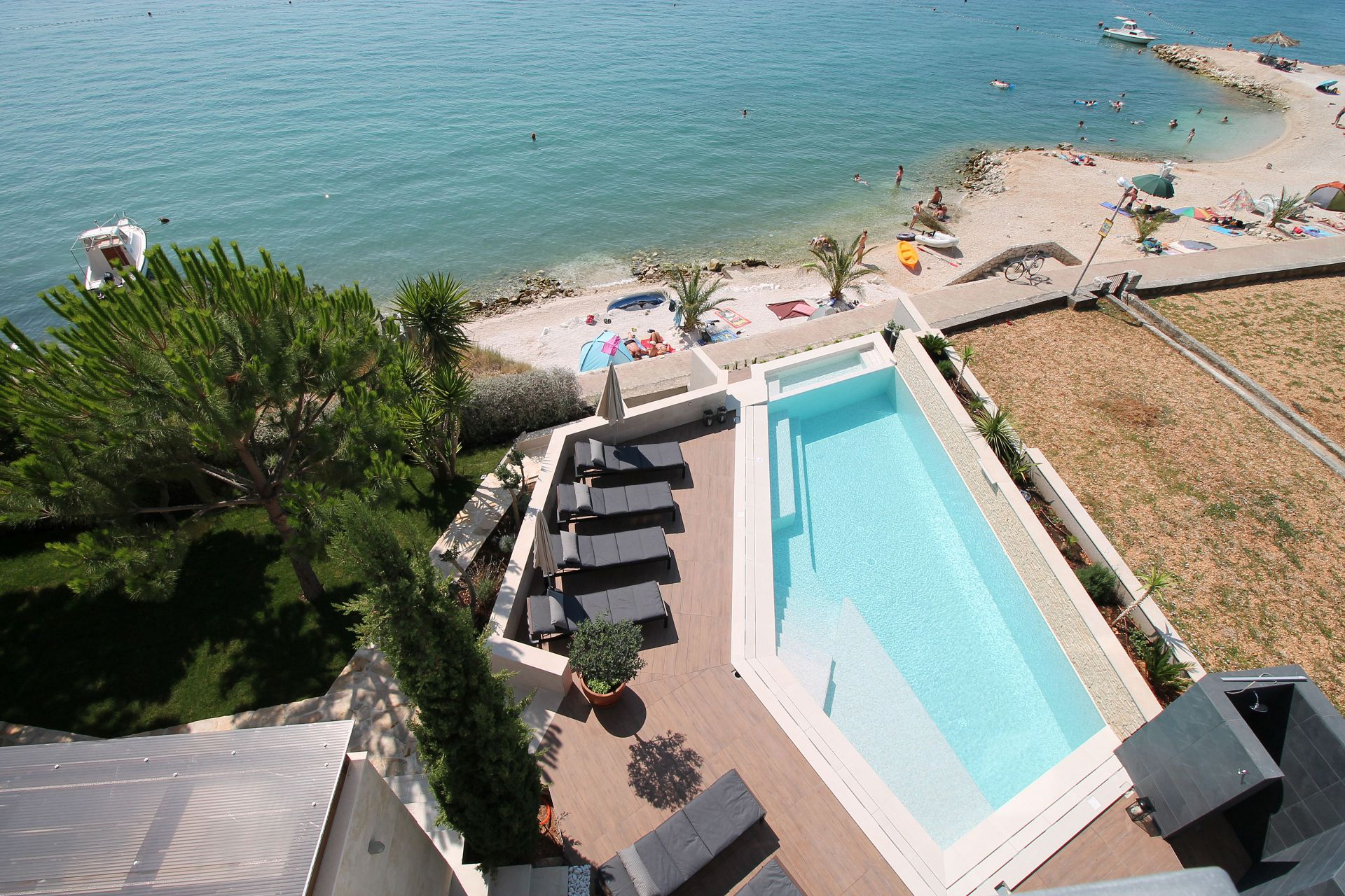 Apartments, Seget Donji, Trogir and surroundings - Apartments  AG