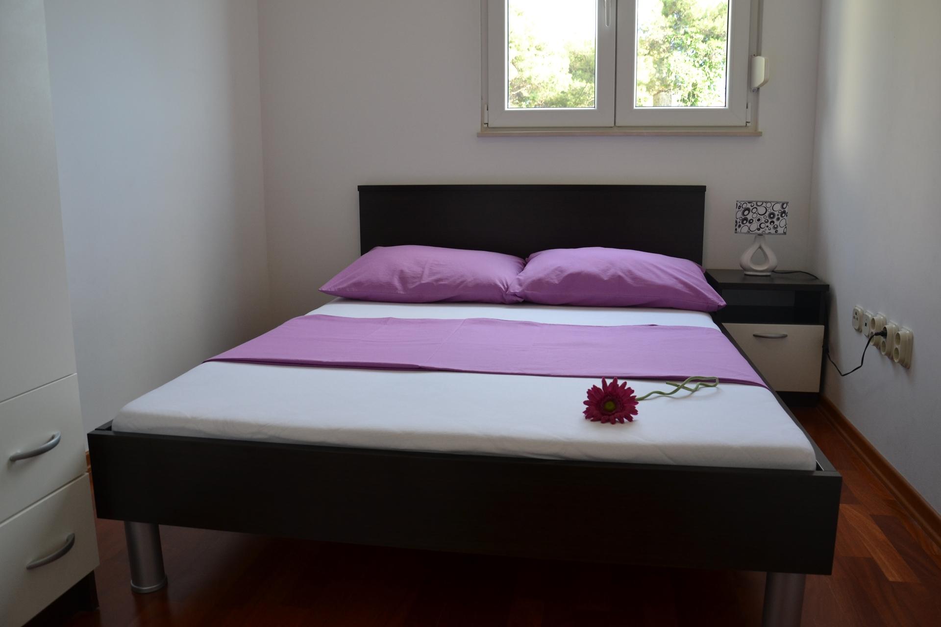 34989  - Trogir - Appartements Croatie - A3(4+2): chambre à coucher