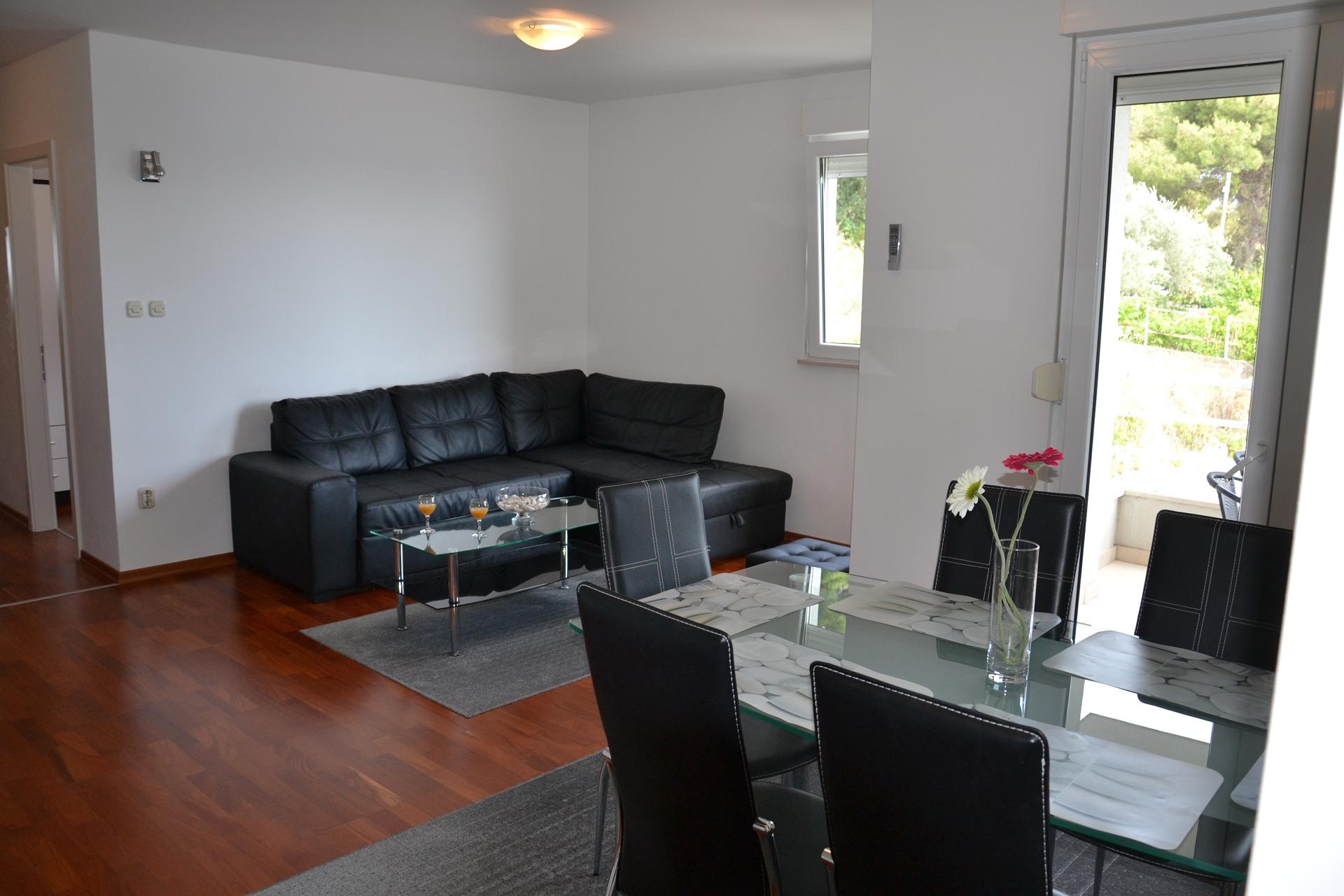 34989  - Trogir - Appartements Croatie - A3(4+2): salle à manger