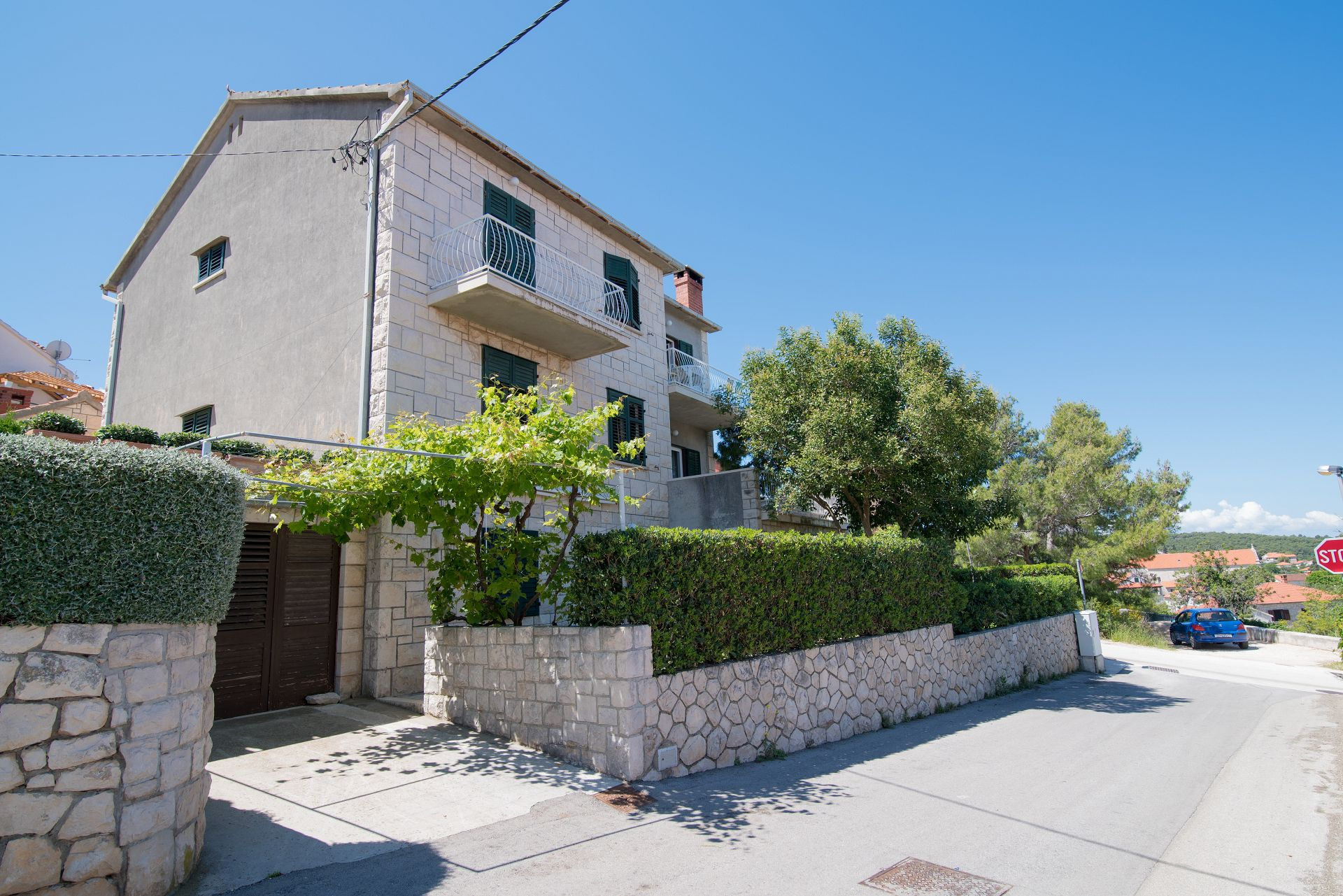 04201POST  - Postira - Apartments Croatia