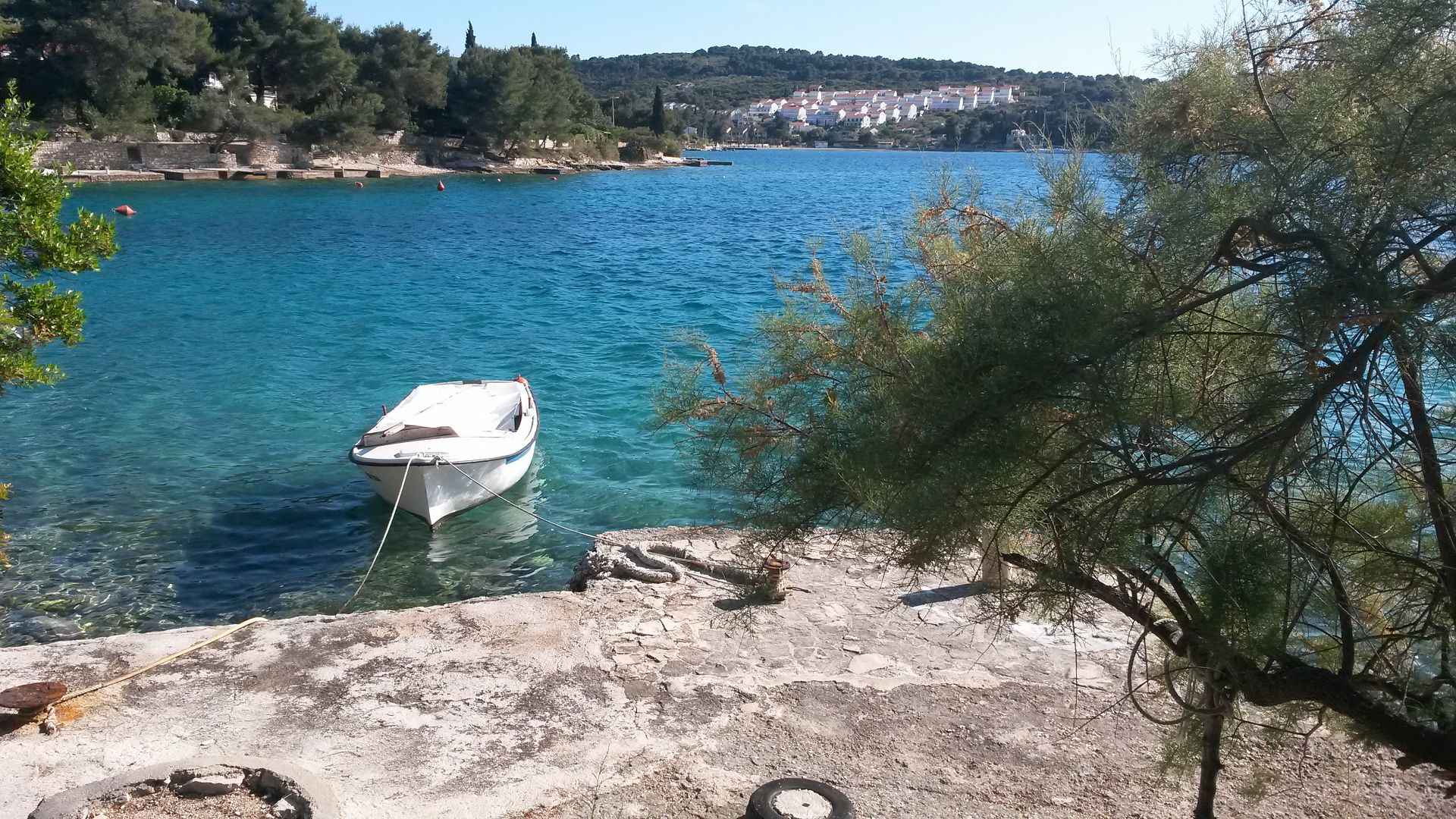 Janja - Necujam - Apartments Croatia