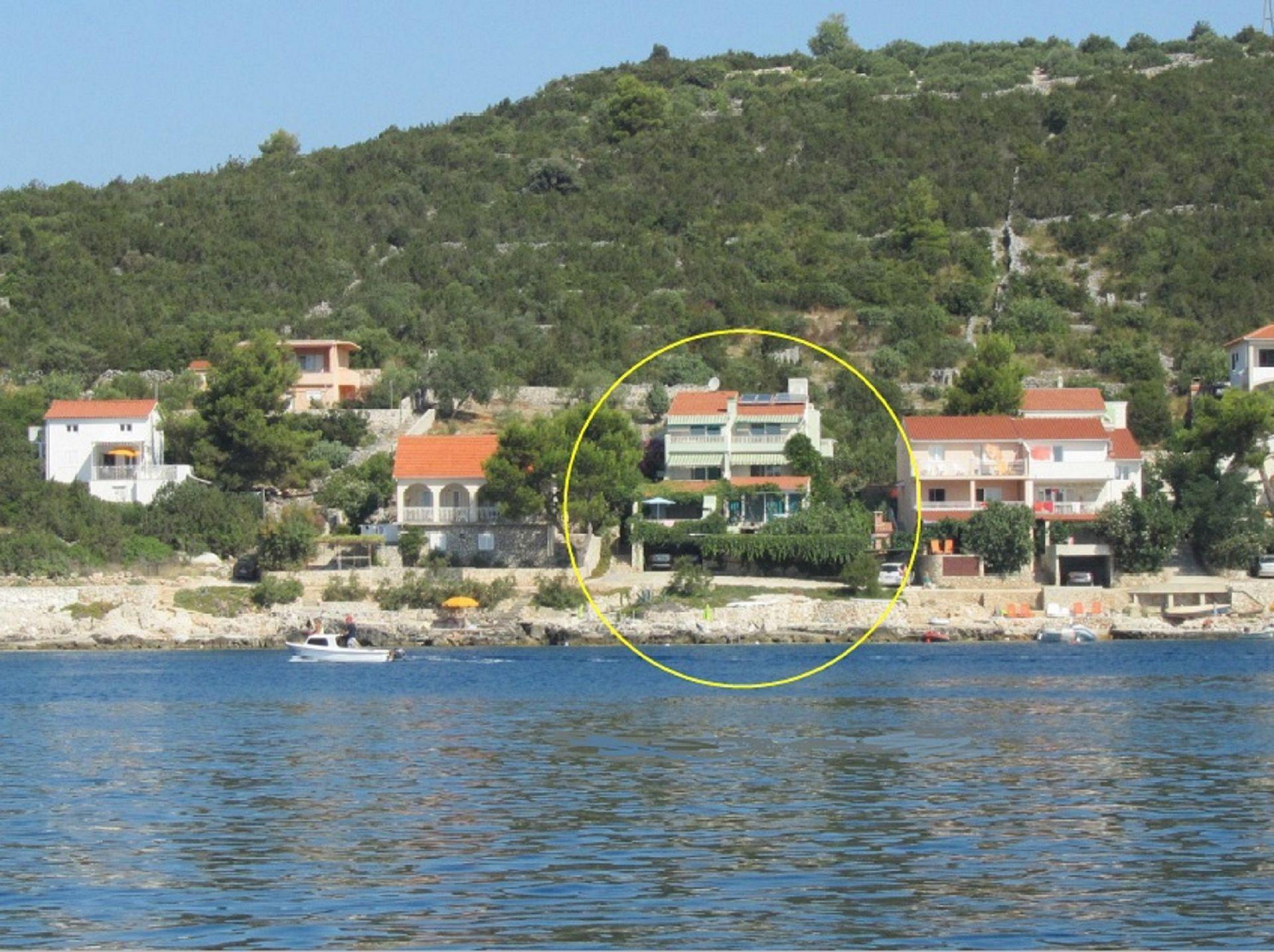 Ante Č - Vinisce - Appartementen Kroatië