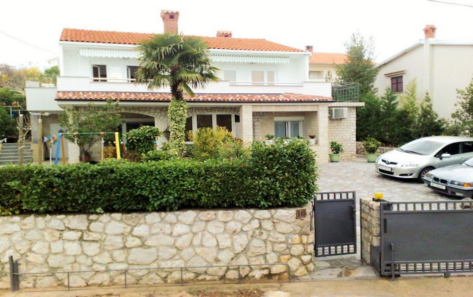 Dinka - Omisalj - Apartamenty Chorwacja