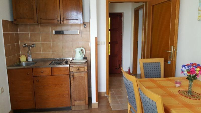 Nina - Celina Zavode - Appartementen Kroatië - A3(5): keuken