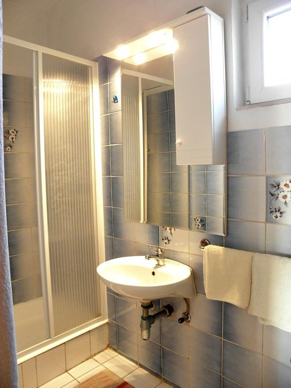 Gorda - Zadar - Appartamenti Croazia - A1(5): il bagno con la toilette