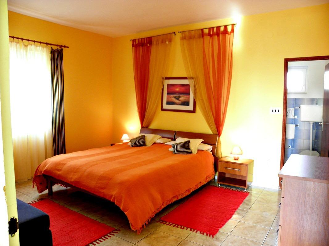 Gorda - Zadar - Appartamenti Croazia - A1(5): la camera da letto
