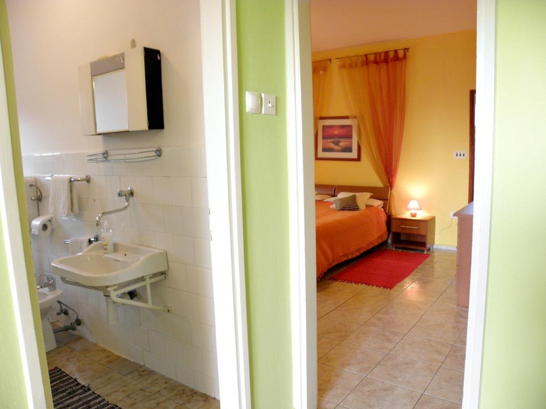 Gorda - Zadar - Appartamenti Croazia - A1(5): l'intreno