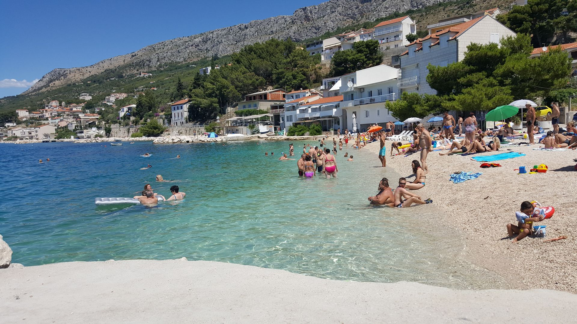 Apartments, Dugi Rat, Riviera Omiš  - Apartments  SC