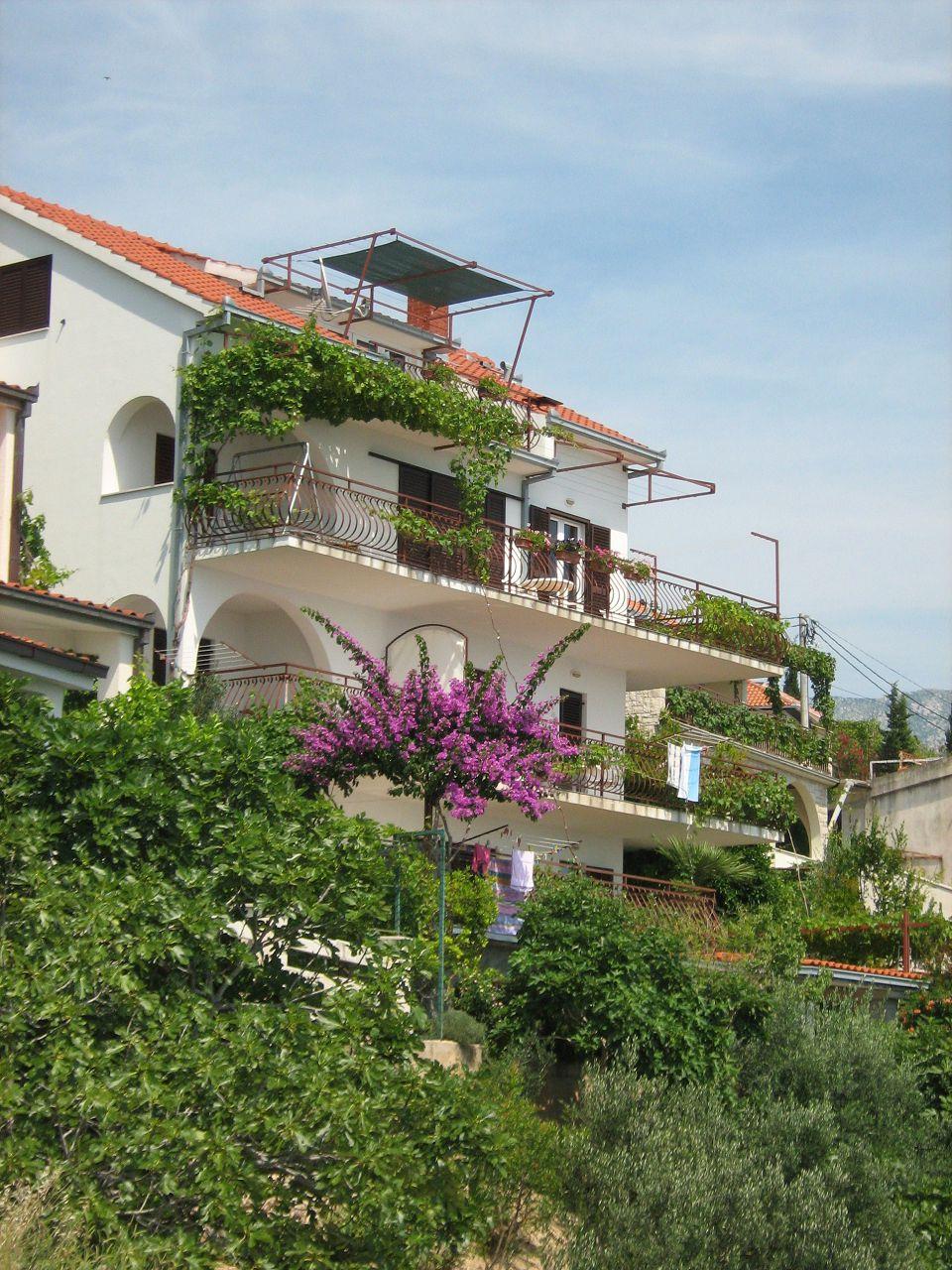 00209PISA  - Pisak - Ferienwohnungen Kroatien - Haus
