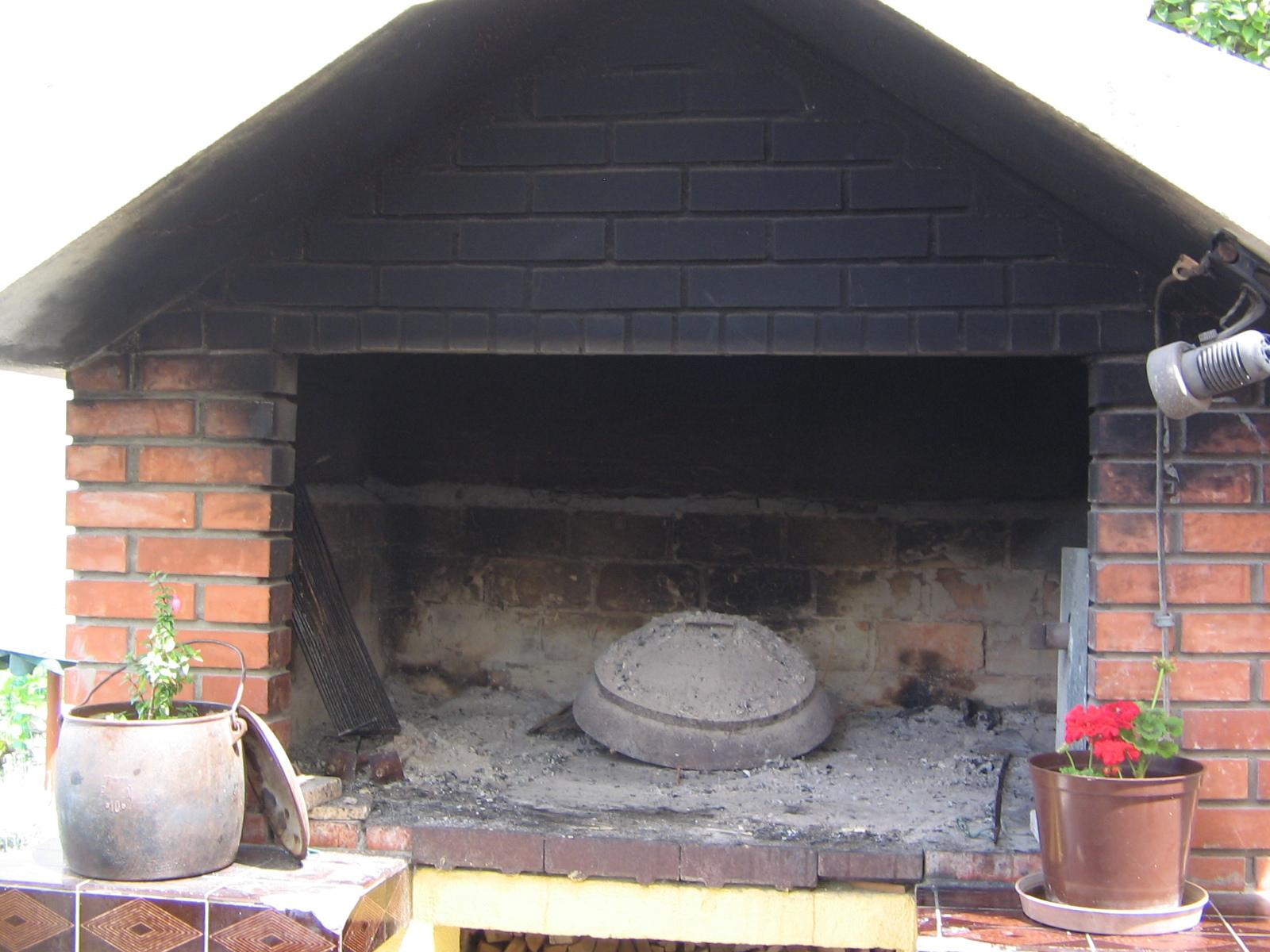 Suza - Zadar - Appartementen Kroatië - barbecue (huis en omgeving)