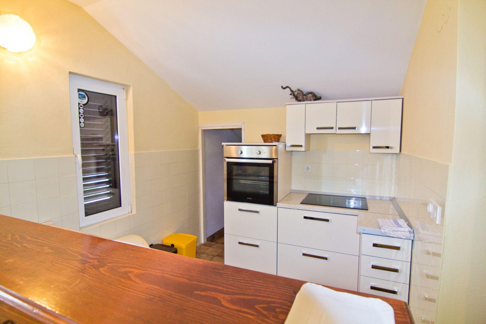 Ankica - Кампор - Апартаменты Хорватия - A2(8): кухня