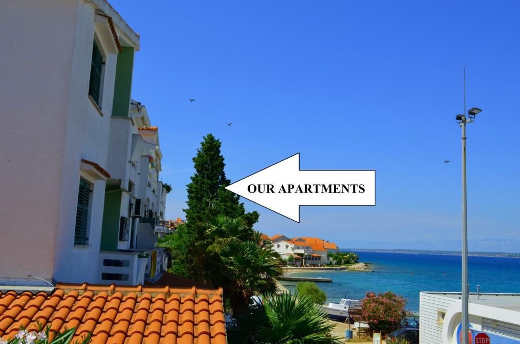 JD - Preko - Appartementen Kroatië