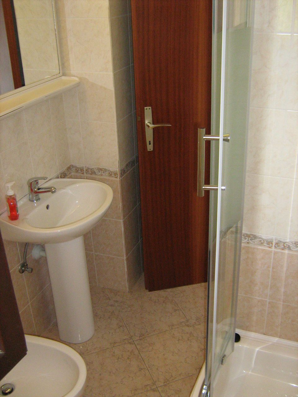 00209PISA  - Pisak - Ferienwohnungen Kroatien - A2 Istok (2+2): Badezimmer