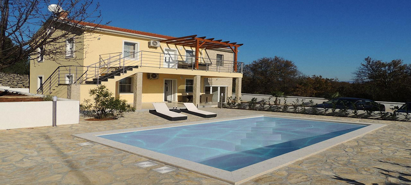 35940  - Krk - Holiday houses, villas Croatia
