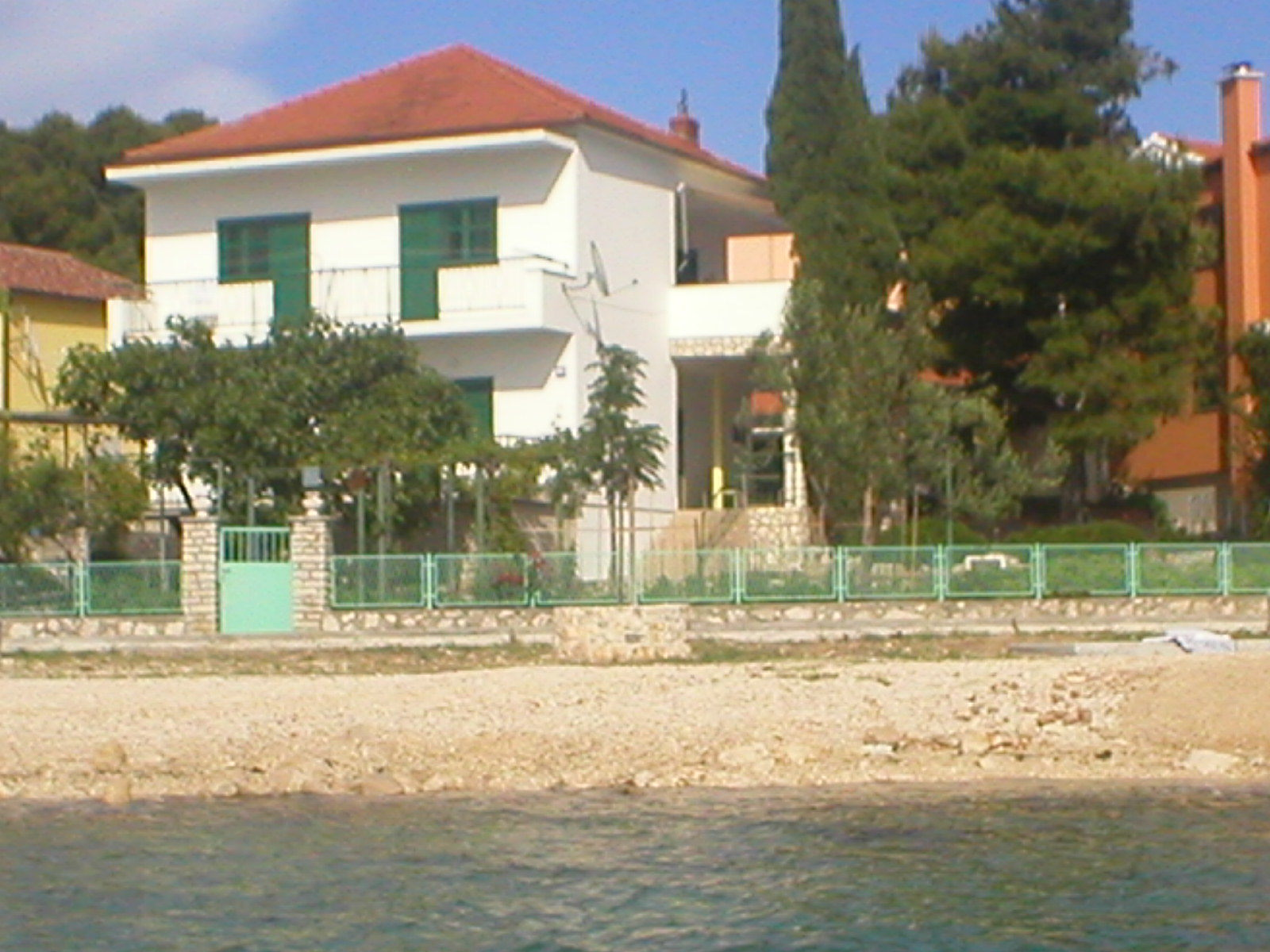 35987 - Brodarica - Apartmanok Horvátország