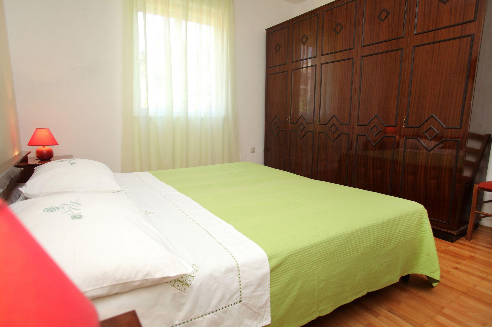 01707TROG  - Trogir - Appartements Croatie - A4(6): chambre à coucher