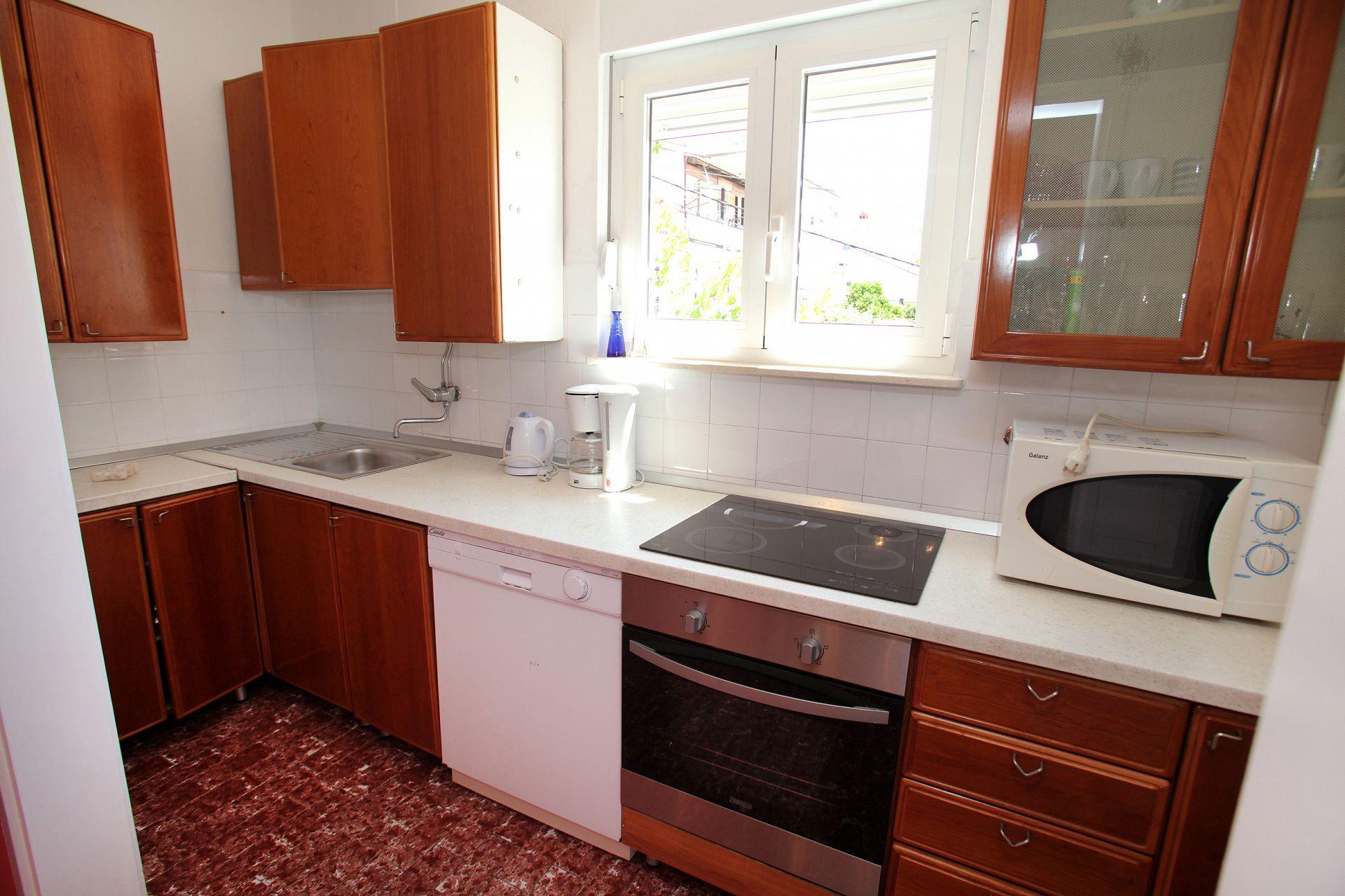 01707TROG  - Trogir - Appartements Croatie - A4(6): cuisine
