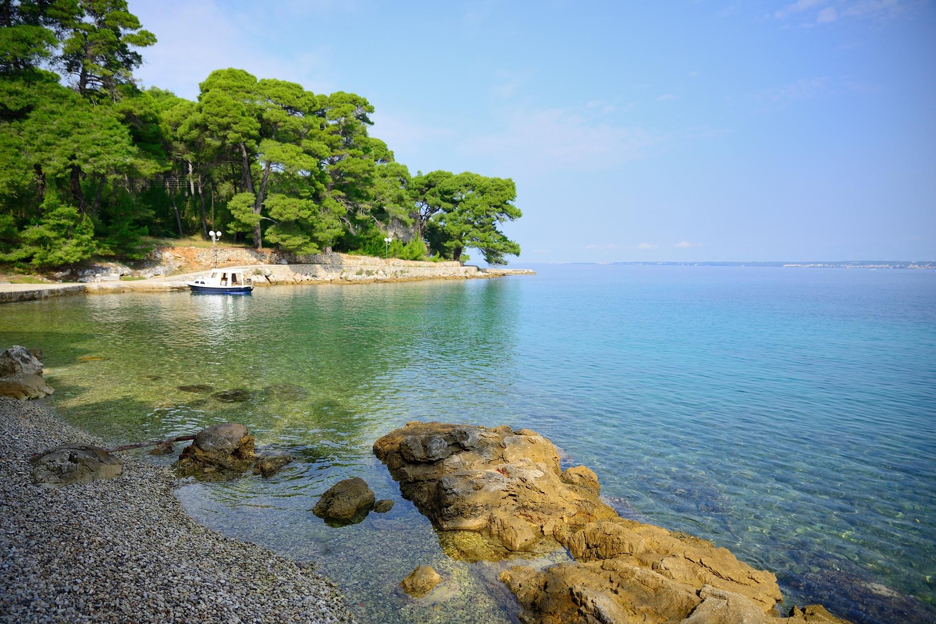Martin - Lukoran - Vakantiehuizen, villa´s Kroatië - strand