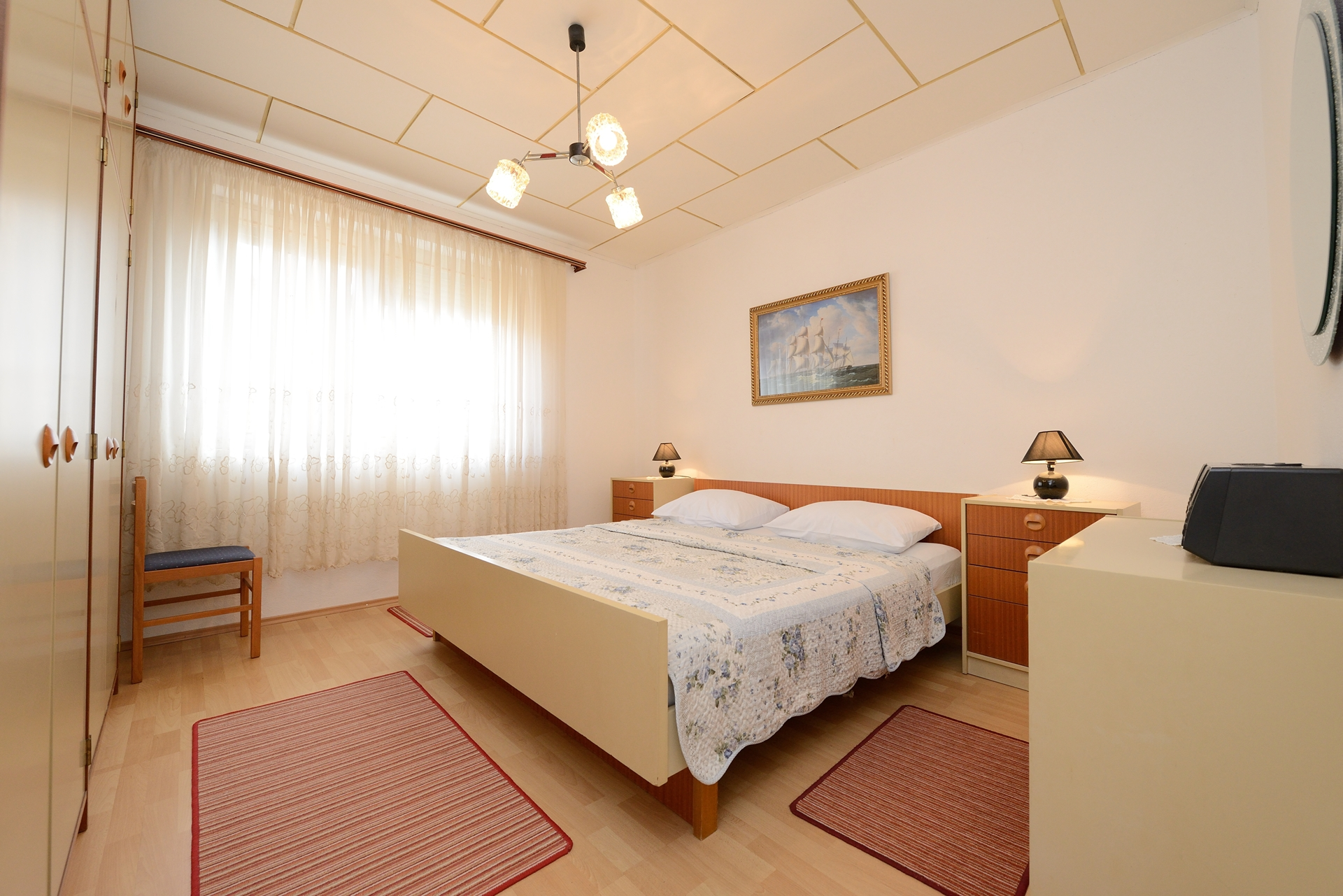 Martin - Lukoran - Vakantiehuizen, villa´s Kroatië - H(8): slaapkamer
